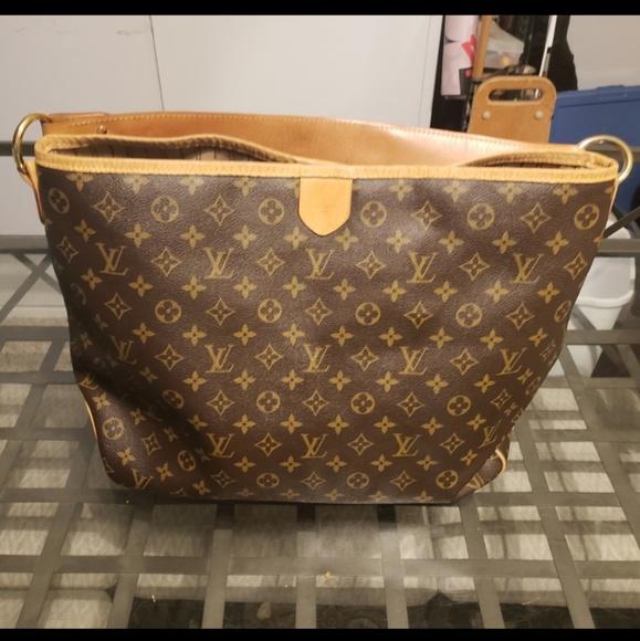 a428aebda55 Louis Vuitton Handbags - Louis Vuitton Monogram Canvas Delightful Mm